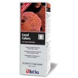 Coral Colors B - K & Trace...