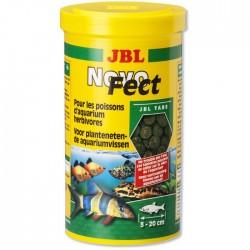 Mangime per pesci tropicali NOVO FECT JBL 1 l