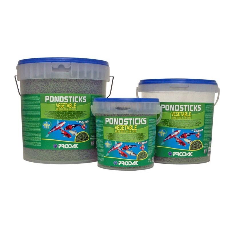 PondSticks vegetable Prodac Mangime pesci laghetto