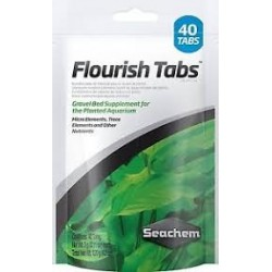 Flourish 40 Tabs Seachem