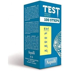 100 strips Test 5 in 1 aquili
