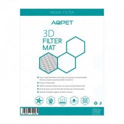 Materiale filtrante 3D Matt...